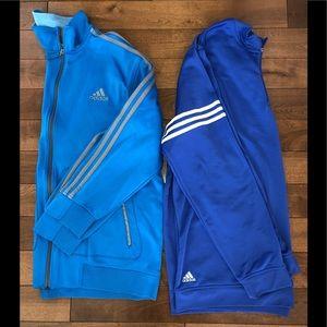 Adidas jackets!!!